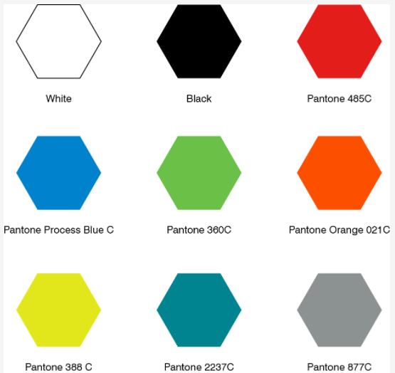 eie carbon bike rims and wheels regular decals colors
